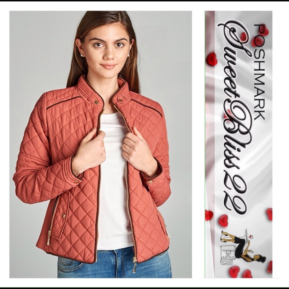 65% off Jackets & Blazers - 💎Quilted Fall Jacket💎 from ... : quilted fall jacket - Adamdwight.com