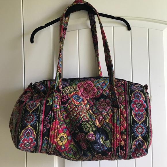 Vera Bradley Small Duffel Bag deef209ca292a