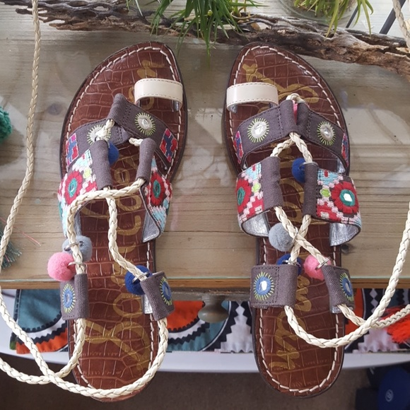 08021f3cd53205 Sam Edelman Shoes - Sam Edelman Women s Gretchen Gladiator Sandal