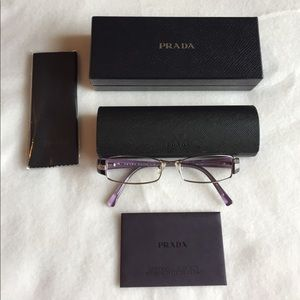 b87cd33888d Prada Accessories - Authentic Prada eyeglass frames