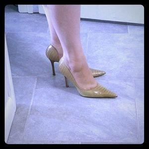 Euro Pointy Heels size 40