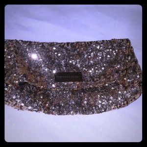 Victoria's Secret sequin bag 👛NWOT