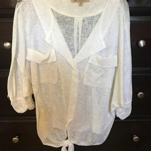 Democracy Blouse