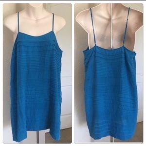 Joie navy blue slip dress XS