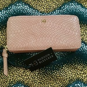 Hudson + Bleeker Dusty Rose Phone Wallet