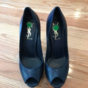 YSL worn once. Size 36/6