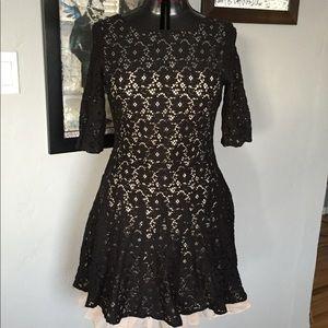 Jersey Johnson dress