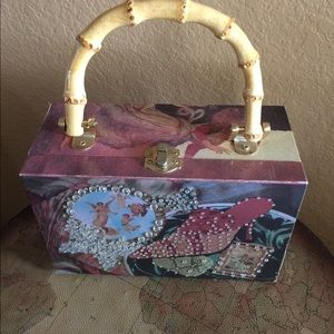 Handbags - Novelty purse box