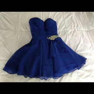 Alyce royal blue