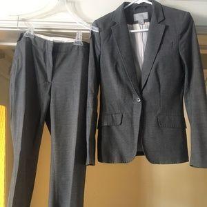 H&M Glen Plaid 2-Piece Suit