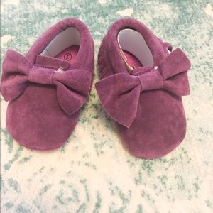 Other - Purple Moccasins