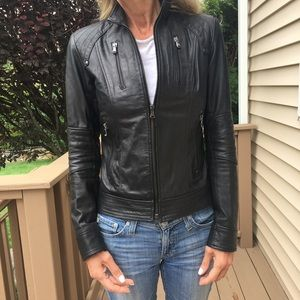 Massimo Leather Vera Pelle