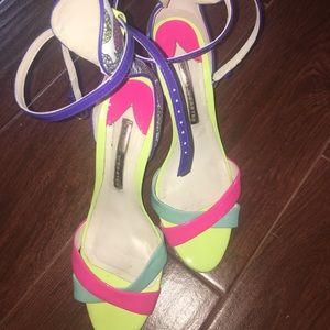 Sophia Webster Pineapple Heels