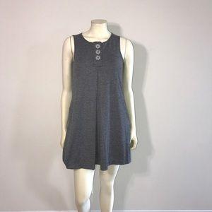 Micheal Kors Sleeveless Knit dress P/s grey