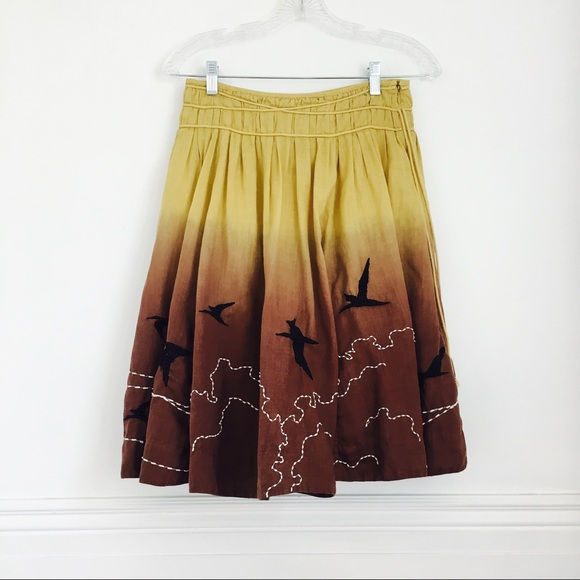 Anthropologie Dresses & Skirts - Anthropologie Lithe skirt