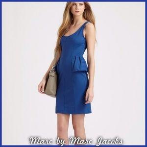 Marc Jacobs Peplum Dress
