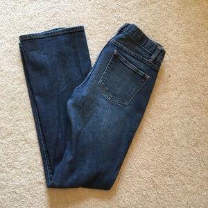 J. CREW Bootcut Jeans Size 27R