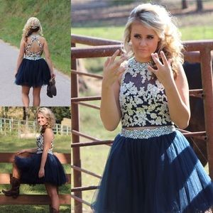 Two piece / Formal / Homecoming dress