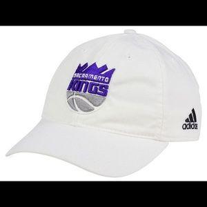 Sacramento Kings adidas NBA NL Slouch Cap