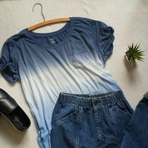 A.N.A Sky Blue T-shirt