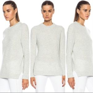 NWOT rag & bone 100% cashmere ribbed sweater tunic