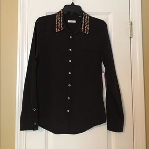 Equipment top blouse S
