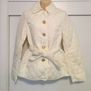 Lilly Pulitzer Quilted Jacket sz XS NWT