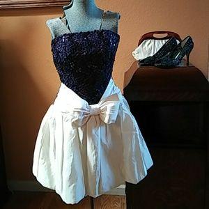 Sweetest 80's Dress