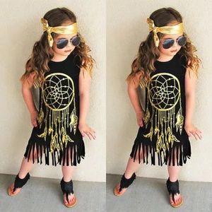 Other - Girls tribal dress