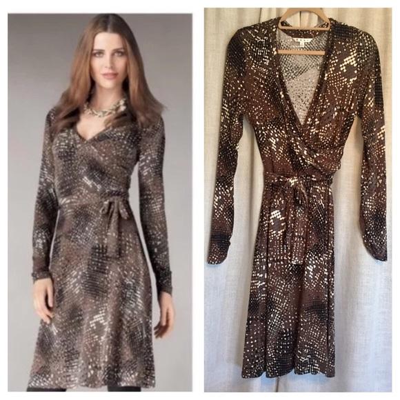 e2b6003feae CAbi Dresses   Skirts - CAbi Faux Wrap Dress