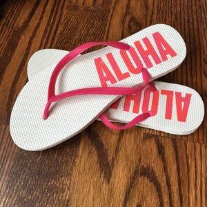 Aloha! Sandals!