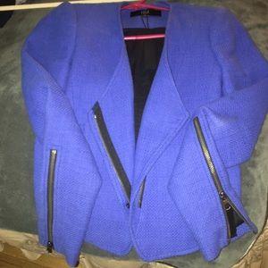 Royal Blue Tibi blazer