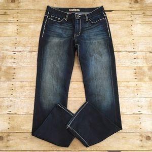 NWOT BKE drew bootcut stretch jeans, 29x33 1/2