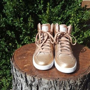Nike Son of Force copper sneakers