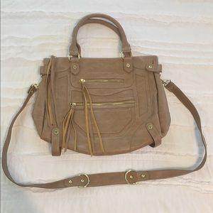 Taupe Steve Madden Bag