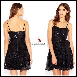 ⭐️⭐️ Sequin Embellished Party Dress