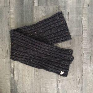 Betsy Johnson Wool rib multi color scarf