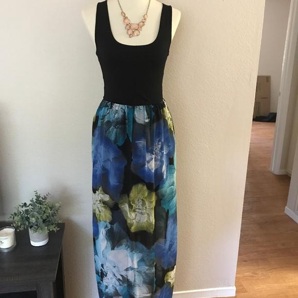 Le Lis Dresses Juri 2fer Maxi Dress Poshmark
