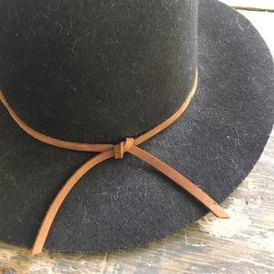 Urban Outfitters Accessories - Black SOL Brixton hat 96c43ade7ce