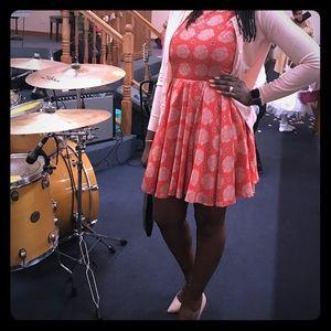 Maison Jules Flare A-line dress