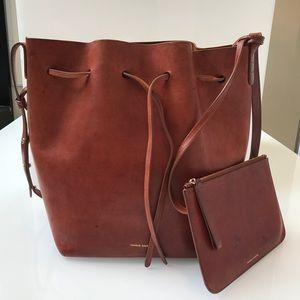 MANSUR GAVRIEL // LARGE bucket bag