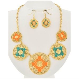 Jewelry - 💕New 💕Necklace Earring Set💕