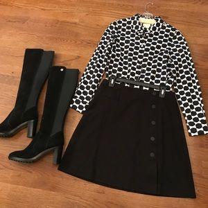 Beautiful and versatile Kate Spade checkered shirt