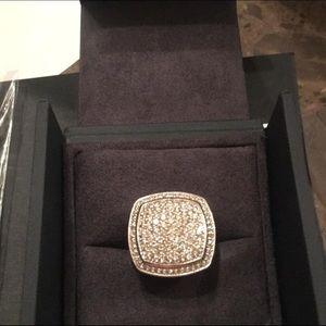 """David Yurman """"Albion"""" Ring"""
