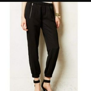 Anthropologie joggers || size 31