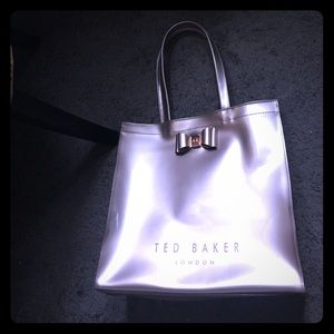 Ted Baker Rose Gold Large Tote