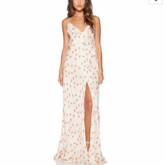 Dresses Revolve Floral Wrap Maxi Poshmark Stylewe offers casual & formal floral dresses for women with huge discount. revolve floral wrap maxi