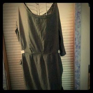 VANS COTTON DRESS ..