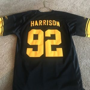 more photos 765b7 5c984 Steelers Authentic Throwback James Harrison Jersey