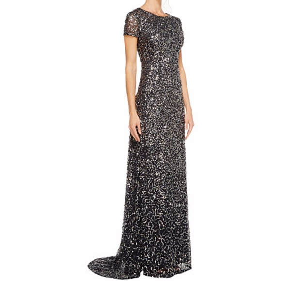 4c51d9d5433ff Adrianna Papell Dresses   Nwt Adriana Papell Stunning Sequin ...